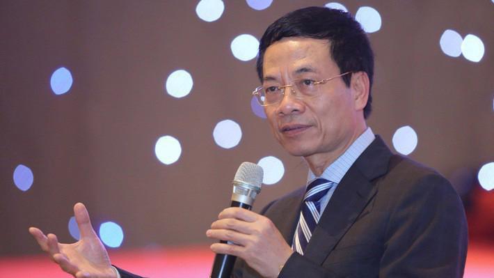 Ông Nguyễn Mạnh Hùng.