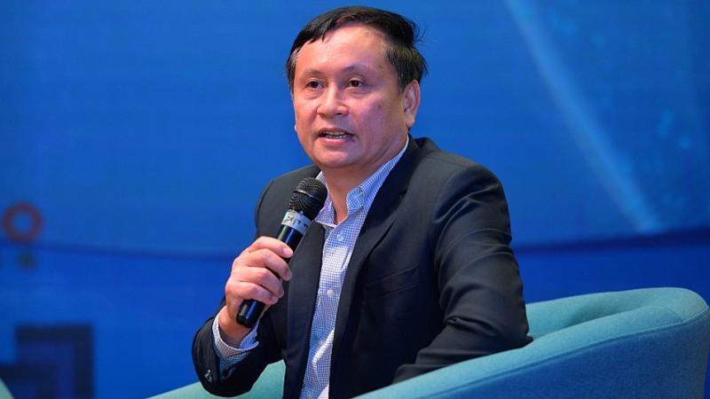 Ông Nguyễn Sơn, Chủ tịch VSD.