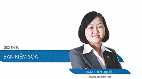 Bà Nguyễn Thị Cúc, nguyên trưởng Ban Kiểm soát Ngân hàng Thương mại Cổ phần Đông Á (DAB).