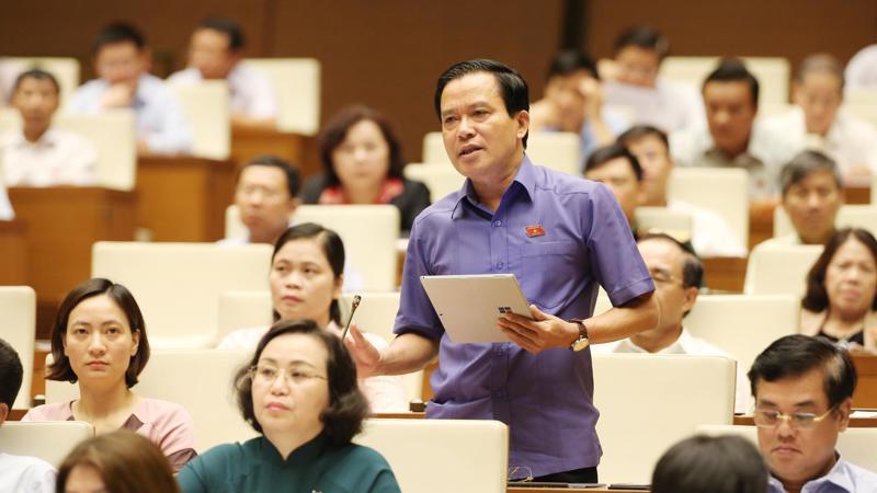 Đại biểu Nguyễn Văn Pha đề nghị Quốc hội nên thành lập một cơ quan kiểm soát tài sản thu nhập của cán bộ, công chức và chịu sự chỉ đạo của Ủy ban Thường vụ Quốc hội.
