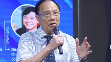 Ông Nguyễn Văn Toàn - Phó chủ tịch Vafie.