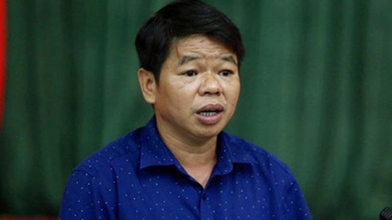 Ông Nguyễn Văn Tốn, nguyên Tổng giám đốc của Công ty Đầu tư Nước sạch Sông Đà