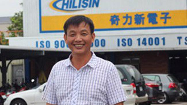 CEO Vinaconex Nguyễn Xuân Đông