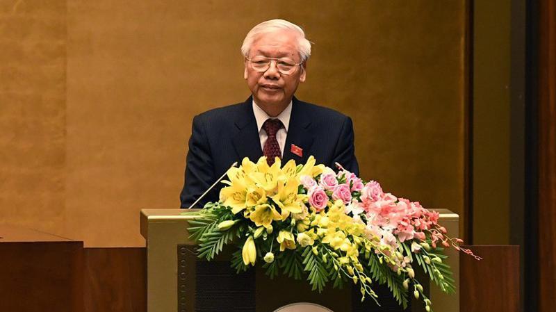 Chủ tịch nước Nguyễn Phú Trọng - Ảnh: Zing.