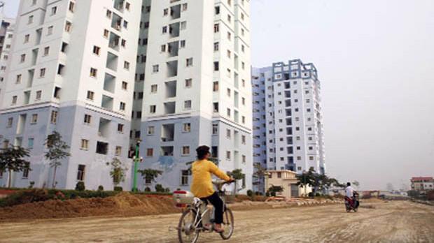 Đề xuất đánh thuế tài sản với nhà đang thu hút sự quan tâm của người dân.
