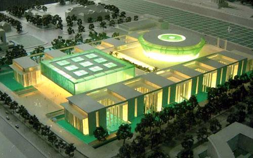 Dự án Nhà Quốc hội được bố trí kế hoạch năm 2012 là 1.376,810 tỷ đồng, đến hết 15/11/2012 mới giải ngân được 693,77 tỷ đồng.