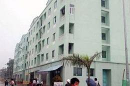 Từ nay đến 2015, Hà Nội sẽ xây dựng khoảng 15.000 căn hộ dành cho đối tượng thu nhập thấp trên địa bàn.