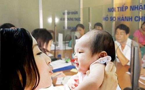 Mức thu lệ phí đăng ký nuôi con nuôi trong nước là 400.000 đồng/trường hợp - Ảnh minh họa.<br>