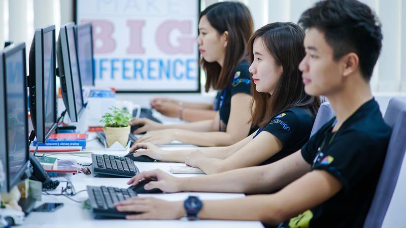 Trình độ tay nghề của lao động Việt Nam dù đã được cải thiện nhưng vẫn ở mức thấp. Ảnh minh họa.
