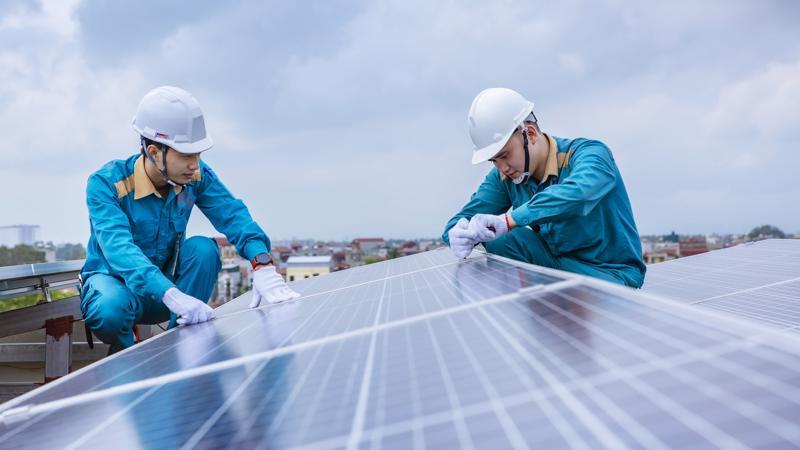 Năng lượng tái tạo là một trong những ngành nghề tiềm năng mà Việt Nam và Ấn Độ có thể đẩy mạnh hợp tác