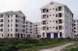 Xây dựng nhà ở xã hội sẽ được đẩy mạnh trong năm nay.