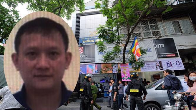 Tổng giám đốc Nhật Cường Bùi Quang Huy đang bỏ trốn