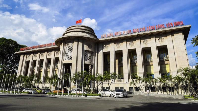 Trụ sở Ngân hàng Nhà nước tại Hà Nội