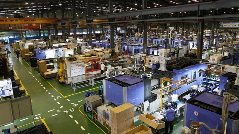 Nhà máy Nhựa Hà Nội thuộc Tập đoàn An Phát