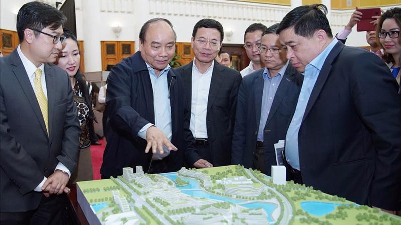 Việt Nam sẽ có Trung tâm đổi mới sáng tạo quốc gia.