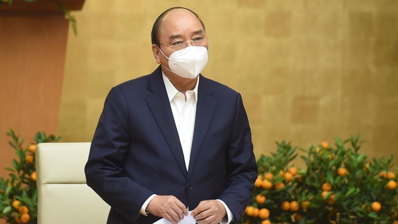 Thủ tướng Nguyễn Xuân Phúc cho phép các địa phương được áp dụng biện pháp mạnh để ngăn chặn sự lây lan của dịch Covid-19.