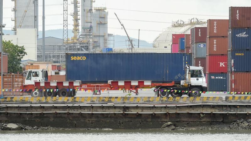 Cụm cảng Cái Mép – Thị Vải và cảng hàng không Long Thành là 2 công trình quan trọng nhất của Vùng kinh tế trọng điểm phía Nam - Ảnh: VGP
