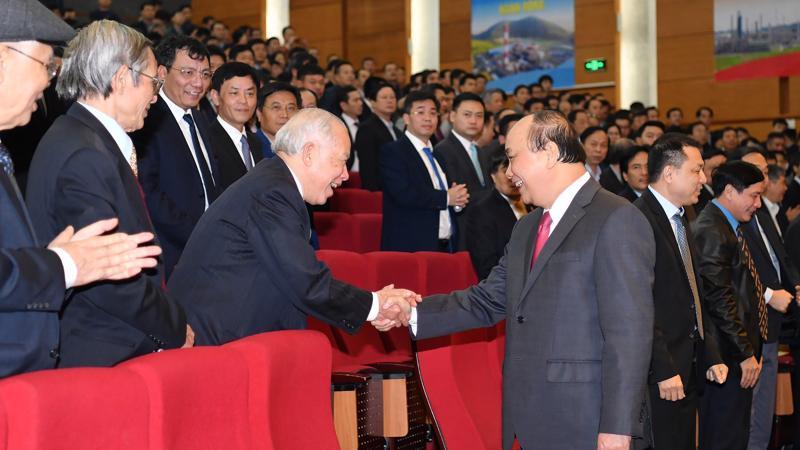 Thủ tướng nhấn mạnh, Petro Vietnam đã từng có những thăng trầm với sai phạm trước đây, nhưng giờ đã qua giai đoạn khó khăn.
