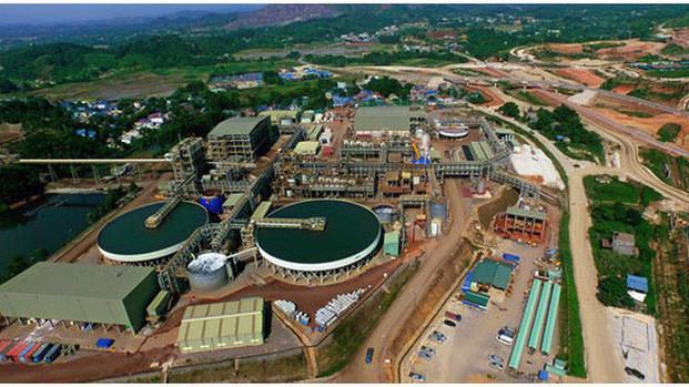Dự án của Masan Resources ở Núi Pháo (Thái Nguyên)