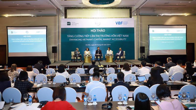 Các nhà đầu tư nước ngoài rất kỳ vọng vào NVDR như một giải pháp cho nới room.