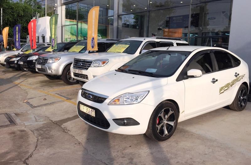 Ôtô cũ ngày càng được quy định ngặt nghèo khi nhập khẩu về Việt Nam. <br>