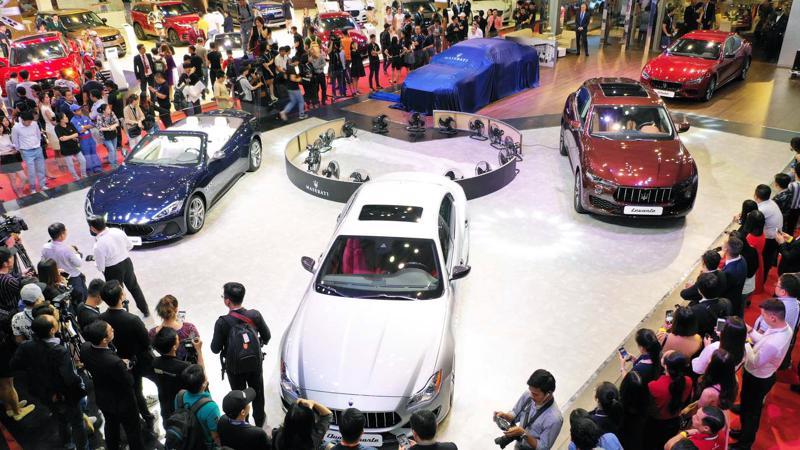 Đa số các loại xe được hưởng tỷ lệ giảm thuế khá cao đều là những dòng xe ô tô du lịch được nhập khẩu phổ biến về Việt Nam từ nhiều năm nay.