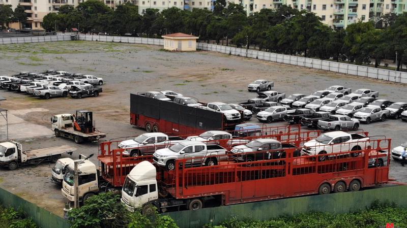 Hiện tượng giảm tốc của xe nhập khẩu tháng vừa qua cũng phản ảnh khá rõ tình hình thực tế tại thị trường ô tô Việt Nam.