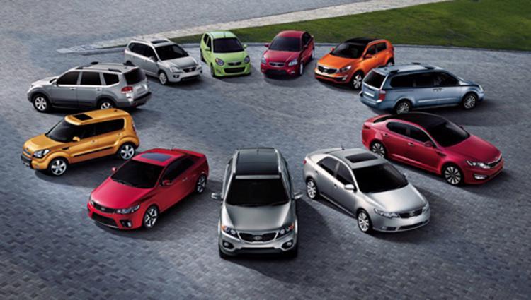 Nhiều doanh nghiệp phân phối xe ôtô trong nước đang gặp khó.<br>