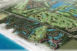 The ocean villas, một dự án được Vinaprojects quản lý.
