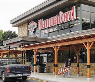 """Một cửa hàng của chuỗi bán lẻ Hannaford, một """"nạn nhân"""" của tay tội phạm Gonzalez và đồng phạm - Ảnh: AP."""