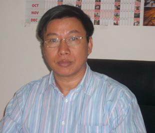 Ông Lê Quang Trung.