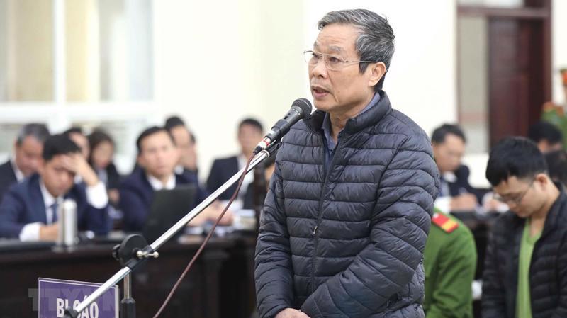 Sau ngày 19/12 gặp gia đình và con gái không có kết quả, ông Nguyễn Bắc Son bị đề nghị án tử hình