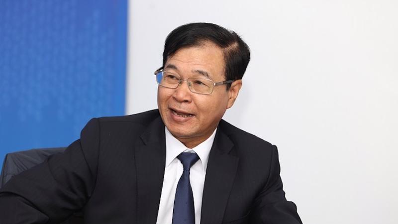 Ông Nguyễn Mạnh Hà - Phó Chủ tịch Hiệp hội Bất động sản Việt Nam.