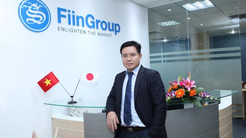 Ông Nguyễn Quang Thuân Chủ tịch FIIN Group