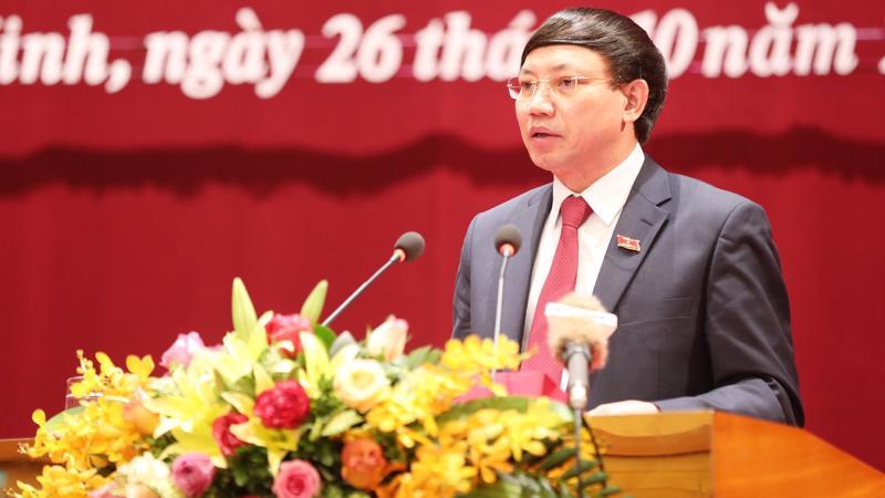Ông Nguyễn Xuân Ký - Bí thư tỉnh ủy, Chủ tịch Hội đồng Nhân dân tỉnh Quảng Ninh