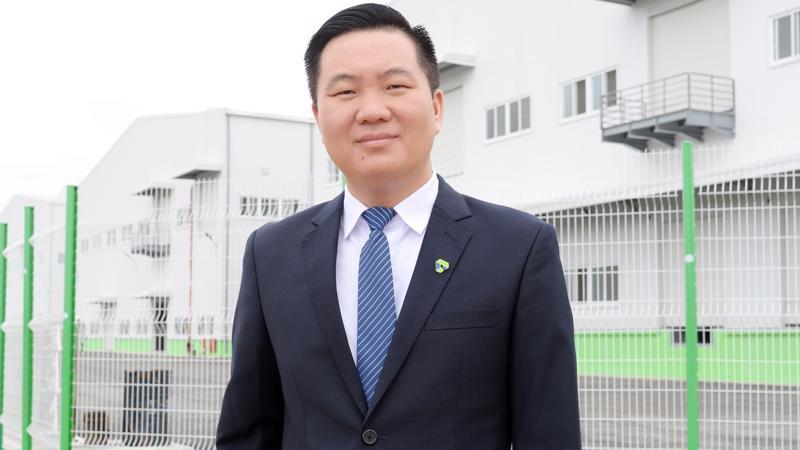 Ông Phạm Văn Tuấn, Tổng giám đốc APC.