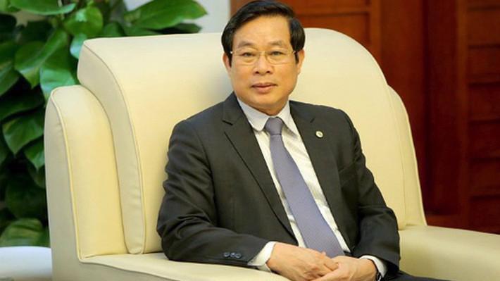 Nguyên Bộ trưởng Bộ Thông tin và truyền thông Nguyễn Bắc Son.