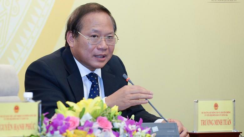 Ông Trương Minh Tuấn.