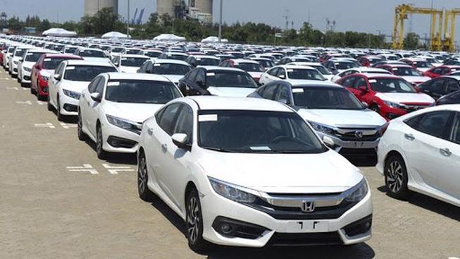 Ôtô Thái Lan sụt giảm mạnh do đại dịch