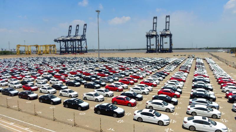 Theo dự tính của các hãng xe, vào giai đoạn nửa cuối năm nay, các lô xe nhập khẩu Thái Lan và Indonesia sẽ dồn dập tràn về.