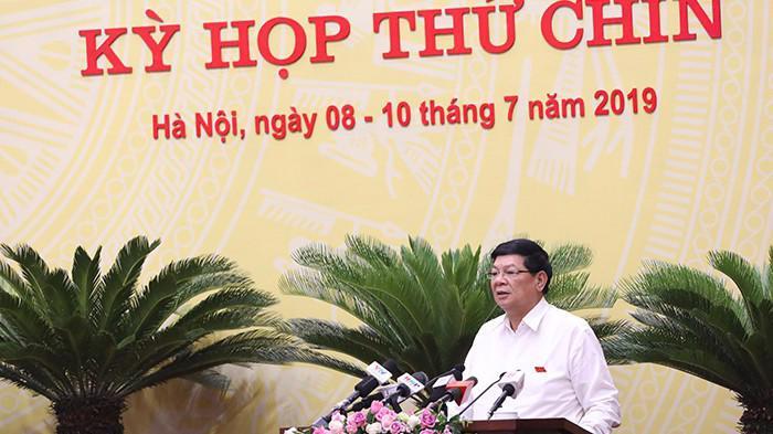 Phó chủ tịch UBND thành phố Hà Nội Nguyễn Quốc Hùng cho biết, trong quá trình xử lý thành phố sẽ ưu tiên lợi ích người dân, doanh nghiệp trên hết.