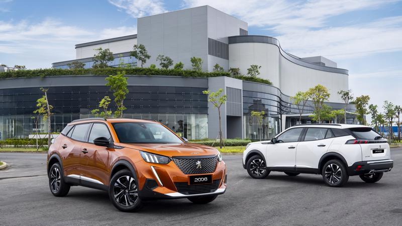 Peugeot 2008 được lắp ráp và phân phối bởi tập đoàn Thaco.