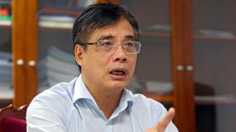 PGS.TS Trần Đình Thiên - Thành viên Tổ Tư vấn kinh tế của Thủ tướng, nguyên Viện trưởng Viện Kinh tế Việt Nam