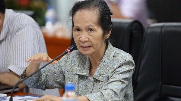 Chuyên gia Kinh tế Phạm Chi Lan.