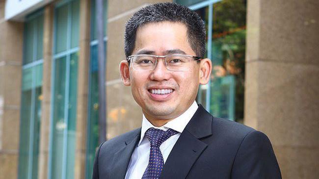 Ông Phạm Hồng Hải, Tổng giám đốc HSBC Việt Nam.