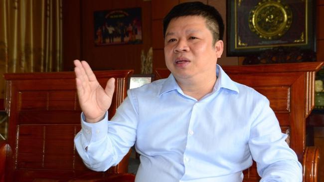 Ông Phạm Hoành Sơn