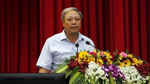 Ông Phan Đình Đức công tác tại Petro Vietnam từ năm 2010 đến nay.