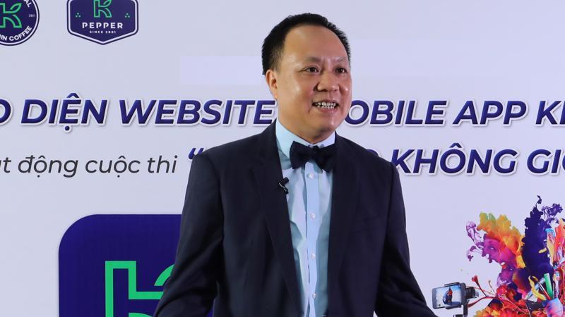 Ông Phan Minh Thông, Chủ tịch Hội đồng Quản trị của Công ty cổ phần Phúc Sinh.