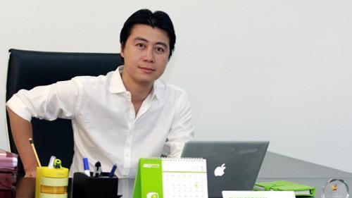 Ông trùm đường dây đánh bạc qua mạng nghìn tỷ Phan Sào Nam.