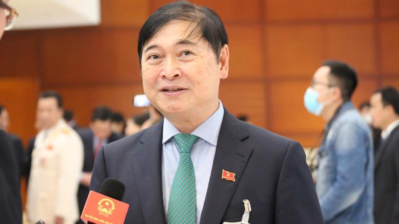 Ông Phan Xuân Dũng, Chủ tịch Liên hiệp các Hội Khoa học Kỹ thuật Việt Nam